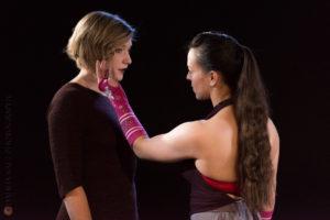Dahlia Katz Photography, intimacy for the stage, choreography
